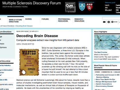 Decoding Brain Disease