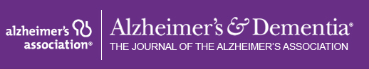 Alzheimers & Dementia journal logo