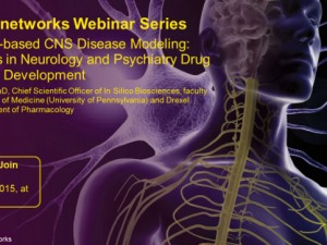 Mechanism-based CNS Disease Modeling: Applications in Neurology and Psychiatry Drug Research & Development