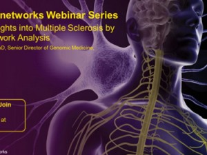 Gaining Insights in Multiple Sclerosis by Causal Network Analysis