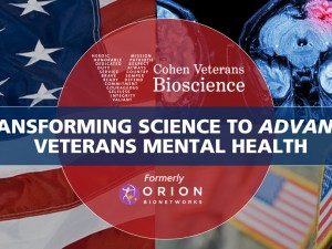 Orion Bionetworks To Become Cohen Veterans Bioscience