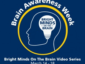 Bright Minds on The Brain: What project are you most excited about? | Brain Awareness Week Video Series