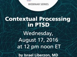 Contextual Processing in PTSD