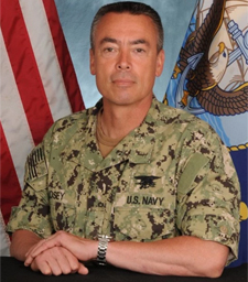 Brian L. Losey, Rear Admiral, U.S. Navy (Retired)