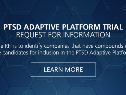 PTSD Adaptive Platform Trial Request for Information