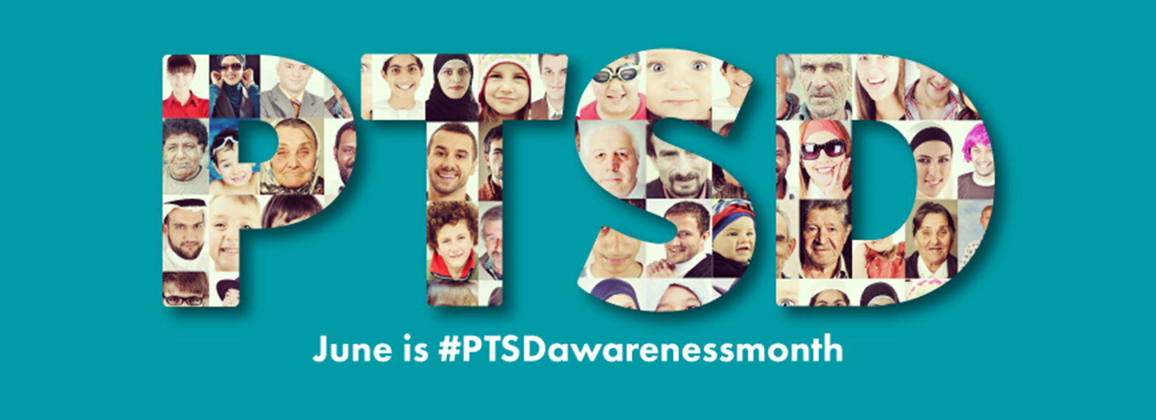 PTSD Awareness Month - June 2017