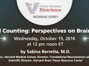 9000 Brains and Counting: Perspectives on Brain Tissue Banking