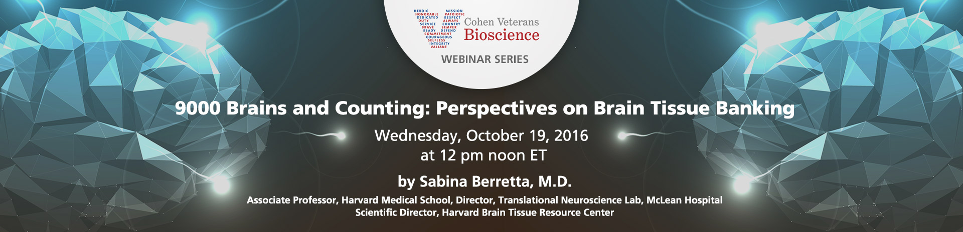 9000 Brain and Counting: Perspectives on Brain Tissue Banking