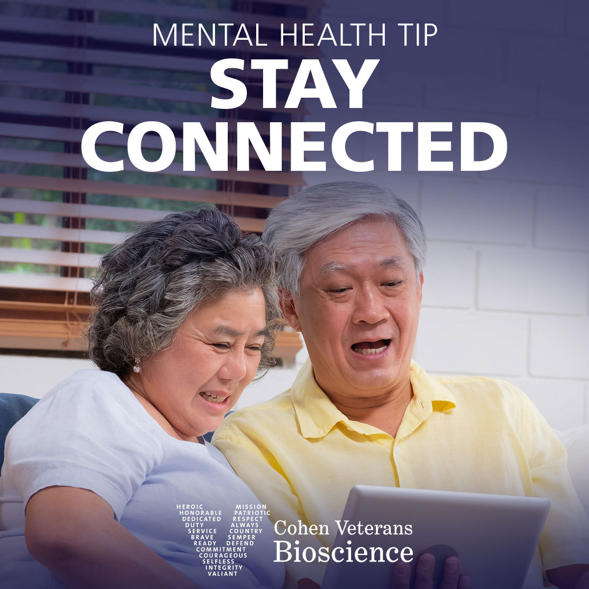 Mental Health Tip: Stay Connected