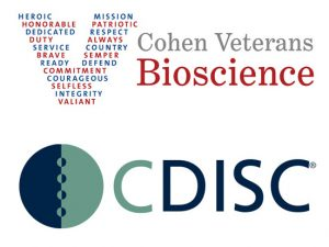 CDISC and Cohen Veterans Bioscience Partner to Establish the First Therapeutic Area Standard for PTSD