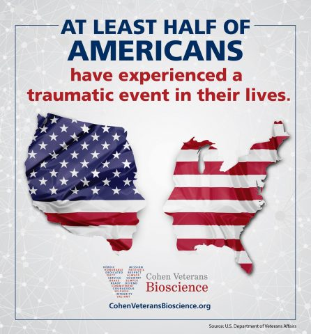 At least half of Americans have experienced a traumatic event in their lives.