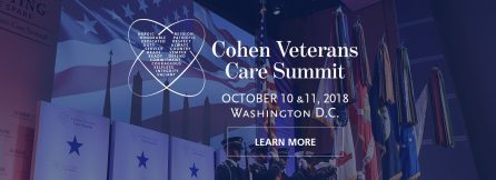 Cohen Veterans Care Summit 2018