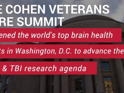 Watch Highlights from the 2016 Cohen Veterans Care Summit