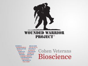 Cohen Veterans Bioscience and Wounded Warrior Project Collaborate on Blood Tests To Treat PTSD