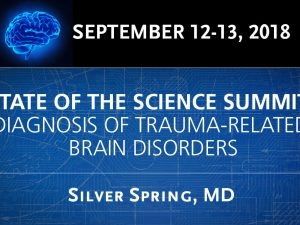 State of the Science Summit – September 12-13, 2018