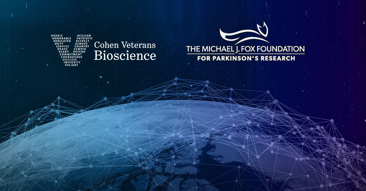 the michael j fox foundation partners with cohen veterans