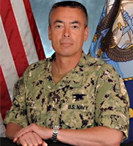 Brian Losey, Rear Admiral, U.S. Navy (retired)