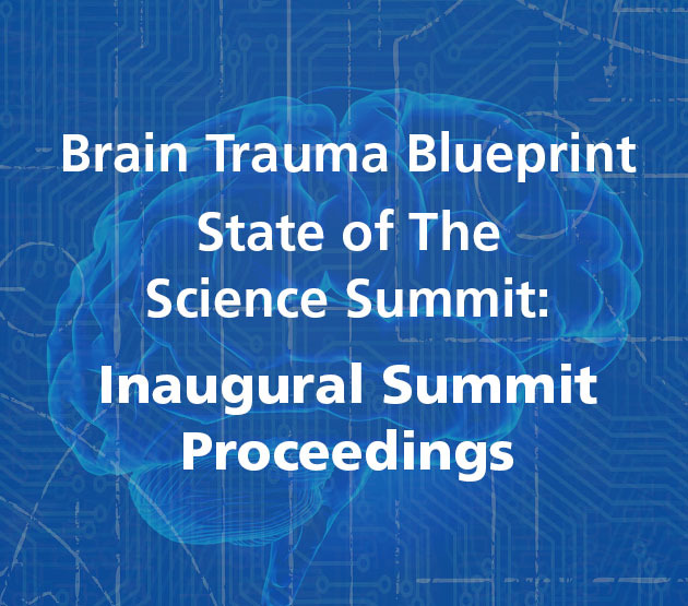 Announcing the Inaugural State of the Science Summit Proceedings