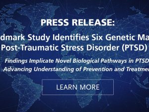 Landmark Study Identifies Six Genetic Markers of Post-Traumatic Stress Disorder (PTSD) Risk