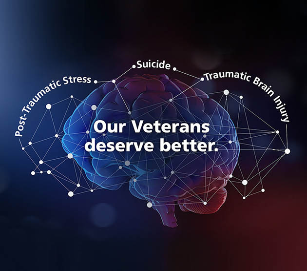 Driving Progress on Veterans Brain Health
