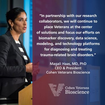 Quote from Dr. Magali Haas