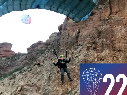 Parachuting with a Purpose: Local US Marine Corps Veteran BASE Jumps to Raise Awareness of Veteran Suicide